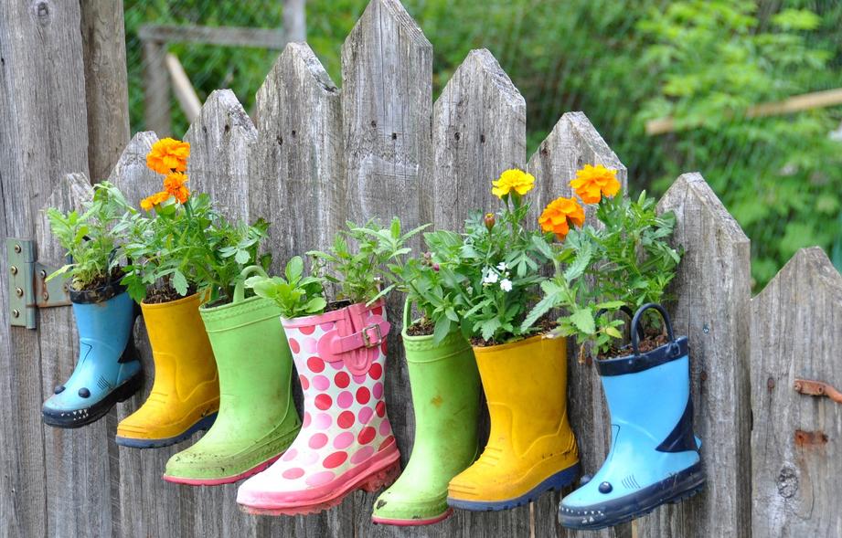 Zrób to Sama! 12 Pomysłów na Dekoracje Ogrodowe