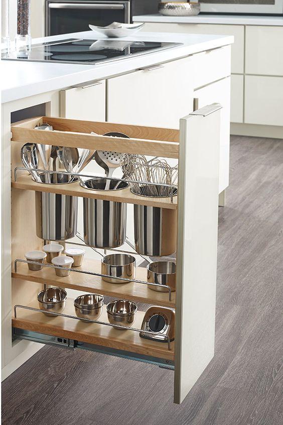 14 Pomysł 243 W Na Diy Organizery Do Kuchni