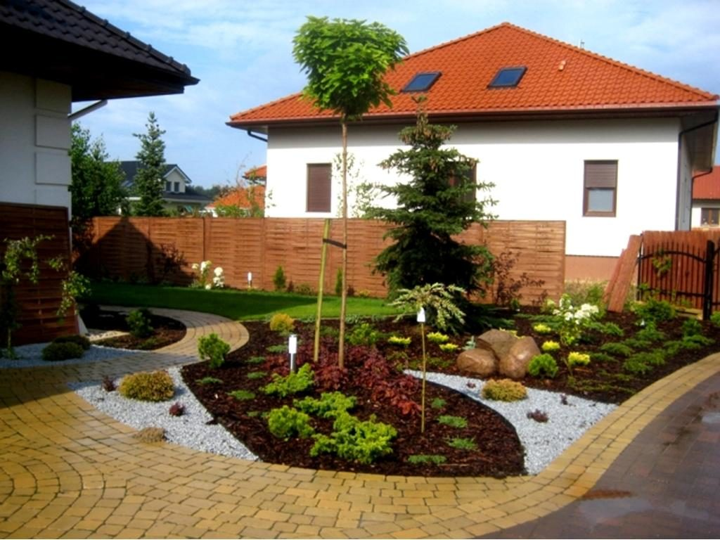 Ogród Przed Domem 16 Ciekawych Pomysłów Na Aranżację Ogrodu