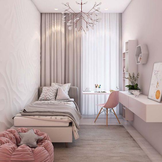 Bright Scandinavian Decor In 3 Small One Bedroom Apartments: Pokój Dla Nastolatki: TOP 20 Ciekawych Inspiracji Na Pokój Młodzieżowy