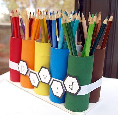 10 DIY Ciekawych Pomysłów na Wykorzystanie Rolek po Papierze Toaletowym
