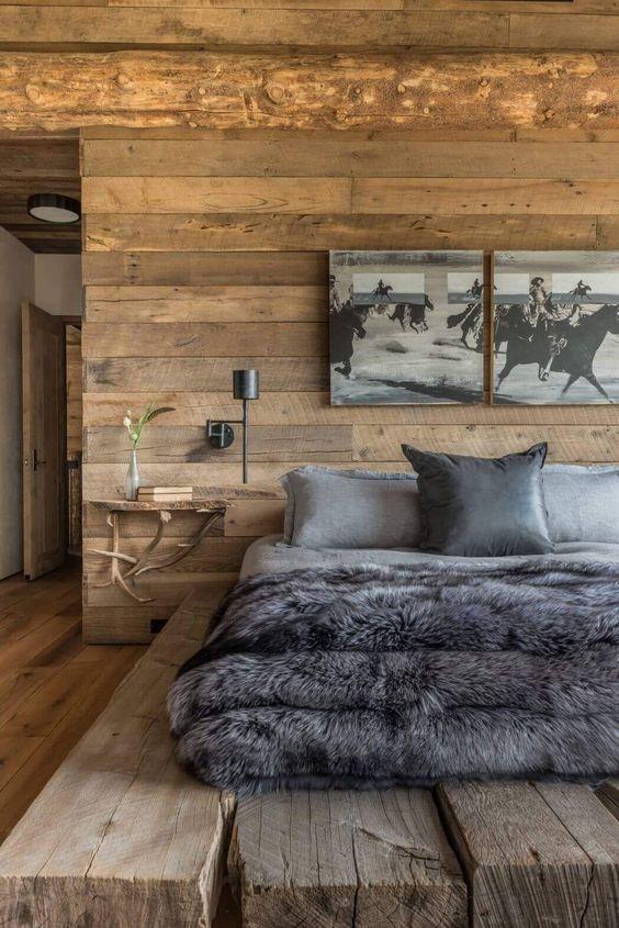Sypialnia W Stylu Rustykalnym Top 16 Ciekawych Inspiracji