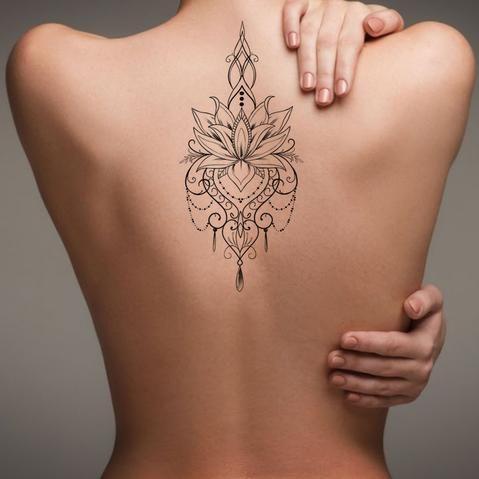 Modne Tatuaże Dla Kobiet Top 19 Najciekawszych Inspiracji I