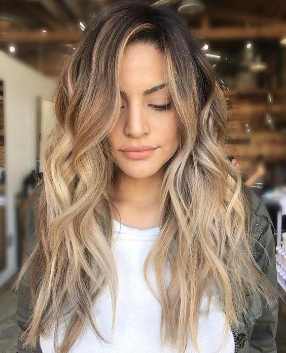 Modne Włosy Dla Blondynek: TOP 24 Najciekawsze Inspiracje
