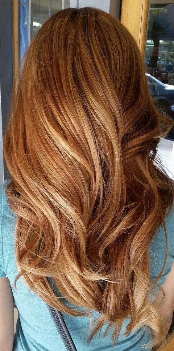 Modne Kolory Włos 243 W Na Jesień Top 25 Ciekawych