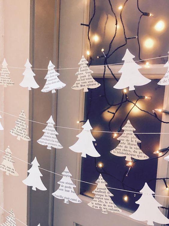 Papierowe Dekoracje Świąteczne – TOP 20+ DIY Inspiracji dla Was