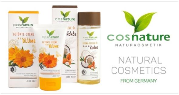 Cosnature® – daj się przekonać o sile natury!