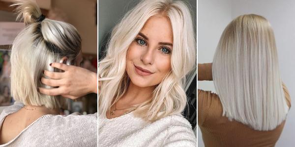 Fryzury Do Ramion Dla Blondynek Top 28 świetnych