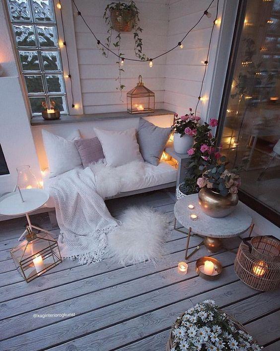 Piękny i Pomysłowy Balkon – TOP 27 Ciekawych Kompozycji dla Was