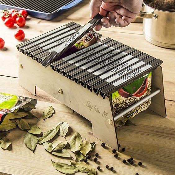 Ogranizacja Kuchni – TOP 24 Pomysły DIY Które Pomogą Wam Zorganizować Swoją Kuchnię