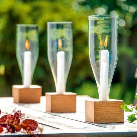 Jak Wykorzystać Szklane Butelki w Pożyteczny Sposób – TOP 24 Pomysły DIY na Recykling Szklanych Butelek