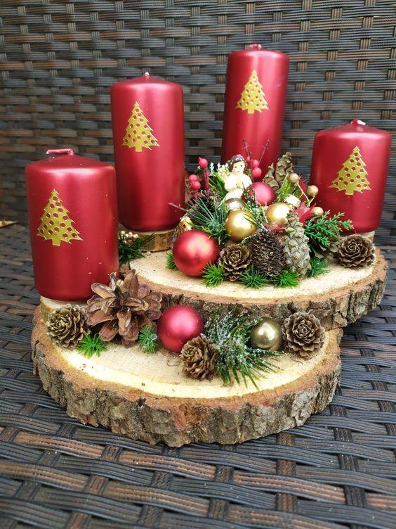 Świąteczne Stroiki DIY – Najciekawsze Inspiracje na Święta