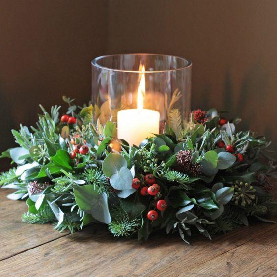 Świąteczny Stroik na Stół – Najciekawsze Inspiracje DIY